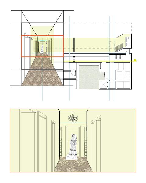 Corridor-Sketches